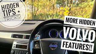 5 More Volvo Hiḋden Features/ Tips & Tricks!!! - Volvo Tips Pt. 2