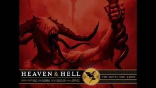 Heaven&Hell - Bible Black
