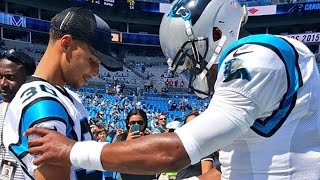 Cam Newton Says Stephen Curry Is Not Best Player in NBA