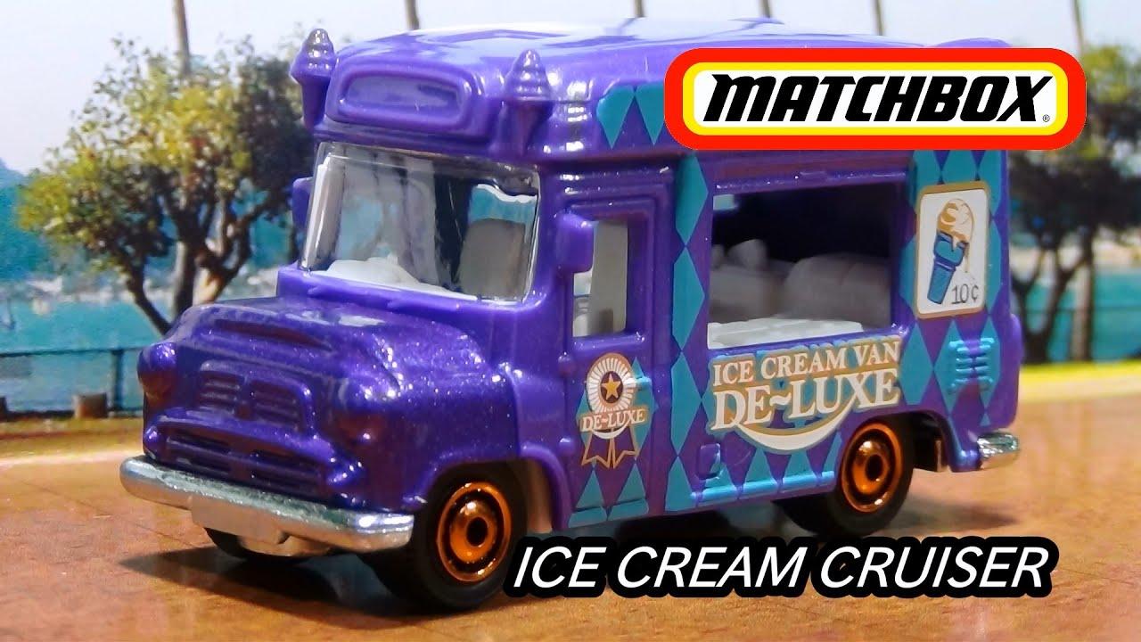MATCHBOX ICE CREAM CRUISER