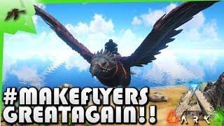 No Host Barrier/Xbox Rentable Servers/Flyers UnNerfed!!!- Community Crunch 107- Ark Survival Evolved