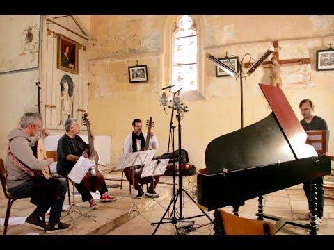 Allemande, Tombeau pour Marais le Cadet, Charivary - Marin Marais - Fuoco E Cenere