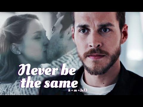 Kara & Mon-El    Never Be The Same {3X13}