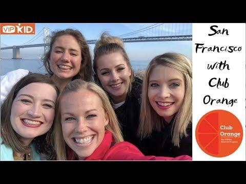 VIPKid Club Orange Trip To San Francisco