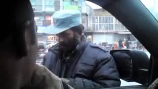 Afghan Police speak Very funny english
