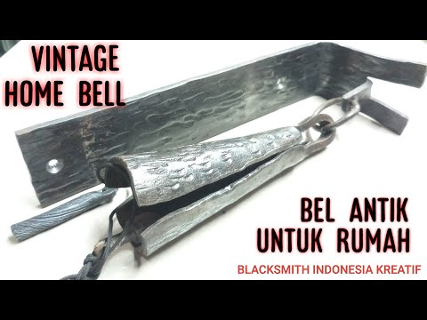 how-make-door-bell-from-forge-iron