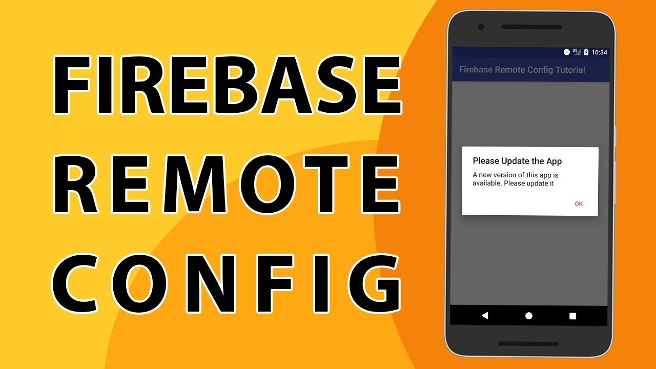 Firebase Remote Config - Complete Android Tutorials (with Sample App