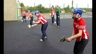 Hurling / Camogie wall drills