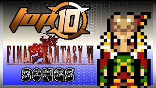 Uncanny Top 10: Final Fantasy VI Songs | Our Favorite FF6 BGM