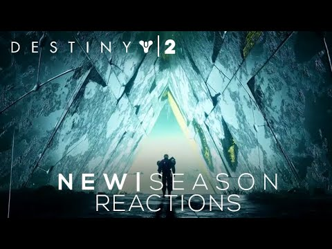 Destiny 2 | Season of Dawn Trailer Reaction