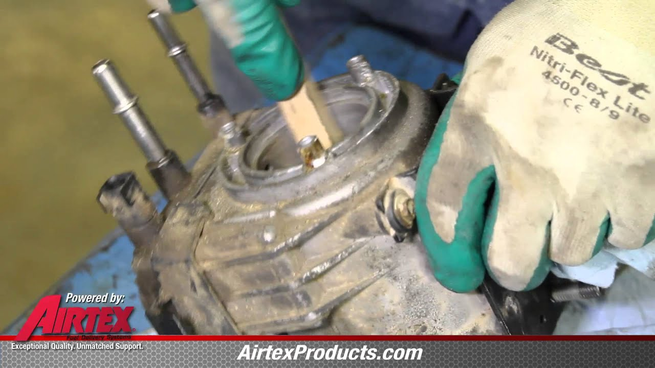 2006 500 Ford Wiring How To Install Fuel Pump E2340 On A 2004 Ford F250 Diesel
