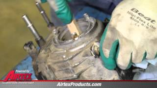 How to Install Fuel Pump E2340 on a 2004 Ford F250 Diesel Truck