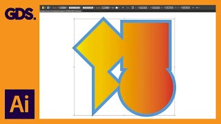 Grouping   Compounding vectors & Using the shape builder tool Ep9/19 [Illustrator for Beginners]