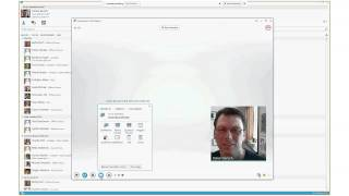 Recording a Screencast with Lync 2013
