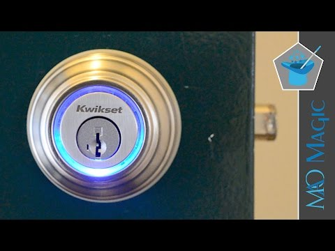Kwikset Kevo Smart Lock Works With Many Home Automation Platforms