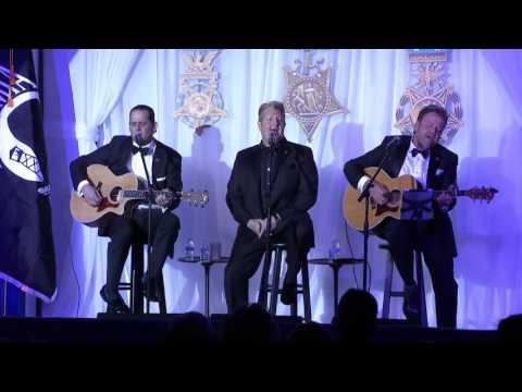 Gary LeVox and Friends Perform at the 2017 Veterans Inaugural Ball