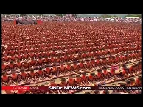 Pecahkan Rekor Muri,, Saman 10001 Penari, Dari Aceh Untuk Dunia