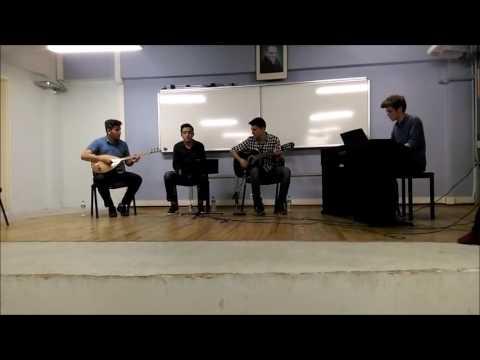 Ben Yoruldum Hayat - Canlı Performans (Piyano,gitar,bağlama)