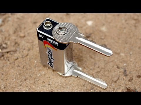 Thumbnail: 5 Amazing Life Hacks for Keys