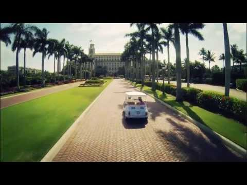 Jolly Me - Aerial Video of Worth Ave and The Breakers, Palm Beach, FL