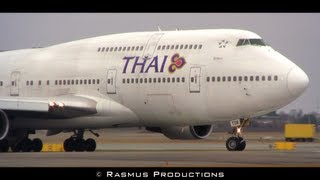 Thai Airways - Boeing 747-400