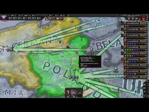 Magyar Let's Play Hearts of Iron 4 Kaiserreich - Oroszország - 9. Rész