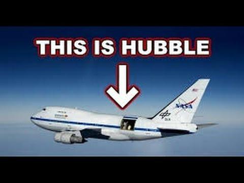 SOFIA aka Hubble aka Chandra X-ray Observatory aka Jack of All Universe Views