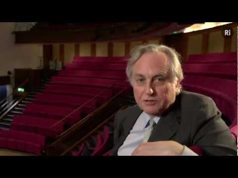Richard Dawkins Interview - Presenting the 1991 CHRISTMAS LECTURES