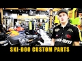 Ski-Doo Custom Parts | #WPM