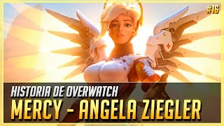 OVERWATCH: Mercy's Story | Overwatch Lore #17