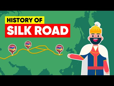 History of Silk Road  |  Past to Future