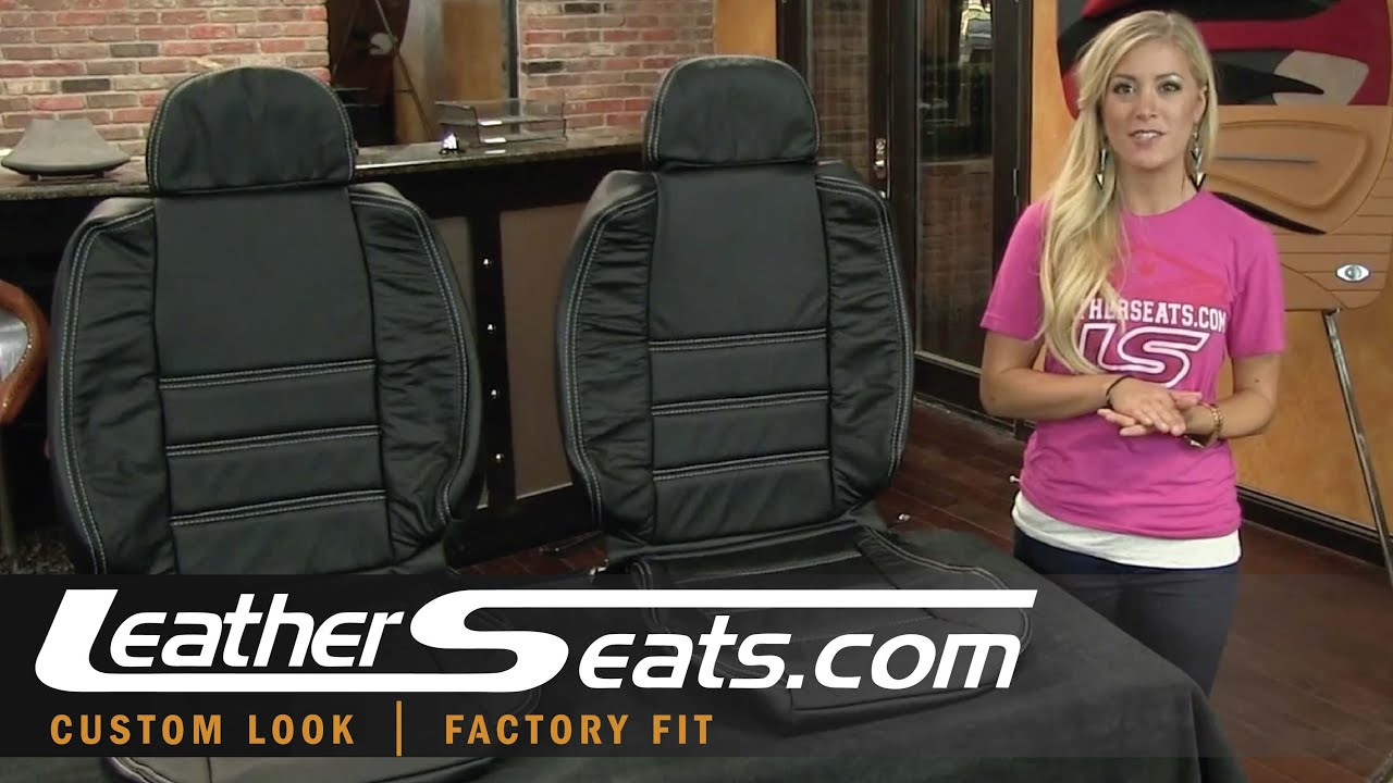 Nissan Pathfinder factory style replacement leather interior ...