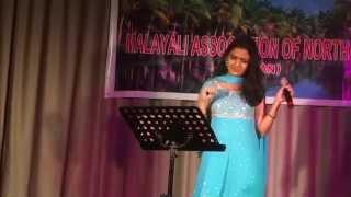 Mainakum Kadalil ninnu - Vani Jayaram ,Idea Star Singer with MAN