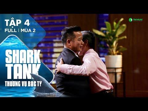 Shark Việt Intracom Đầu Tư 1 Triệu USD Vào Dự Án Năng Lượng Sạch  | Shark Tank Việt Nam EP.4 | Mùa 2