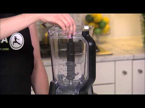 Nutri Ninja® Ninja Blender DUO™ with Auto-iQ™ - How To Assemble The Pitcher