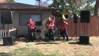 Grupo Los Exclusivos - Los Cuatro Grandes ** En Vivo en San Bernardino  Ca **