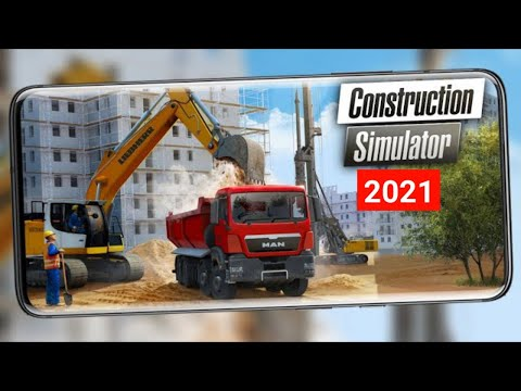 🔥TOP 7🔥REALISTIC Construction Simulator Games For Android & IOS 2021 | Offline Simulator Game