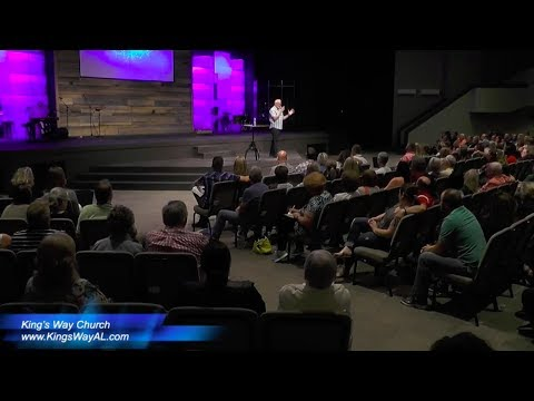 """Passion for Jesus"" with Dr. Brian Simmons 8.4.17"