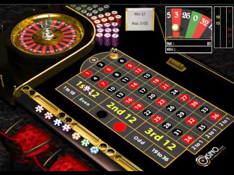 best european roulette strategy