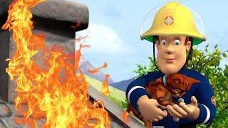 Sam il Pompiere italiano nuovi episodi 🐈 Salvataggio dei gatti - Episodi nuovi 🔥Cartoni animati