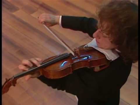 Alexander Markov plays Paganini's 24th Caprice [HQ]