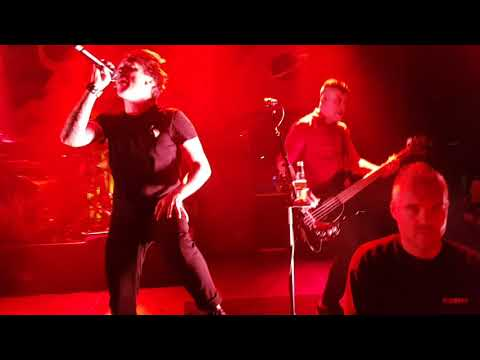 Billy Talent - Red Flag live 20.06.2018 Dynamo Zürich Schweiz Switzerland
