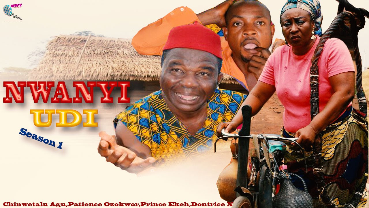 Download Nwanyi Udi   -  2015 Latest Nigerian Nollywood Igbo Movie