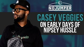 Casey Veggies on the early days of Mac Miller, Kendrick Lamar & Nipsey Hussle