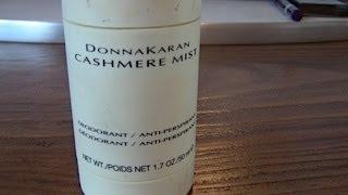 Review Donna Karan Cashmere Mist