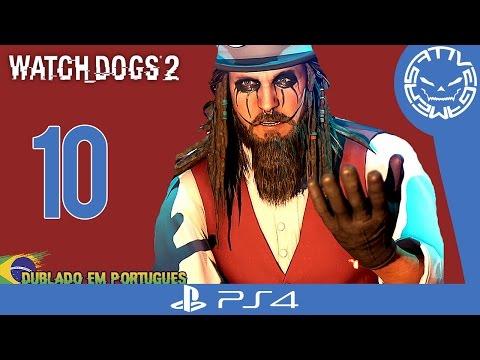 WATCH DOGS 2 #10 ENTRAMOS EM UM DESAFIO HACKER EM UMA FESTA DOIDA (Português-BR)