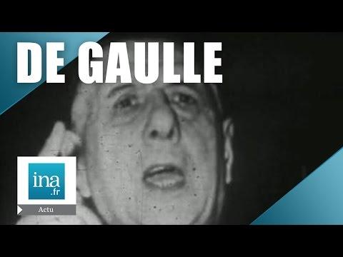 09 novembre 1970 Le Général Charles de Gaulle est mort | Archive INA