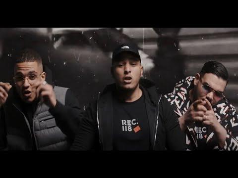 Youtube: Hornet La Frappe, Sadek & Zikxo – Quartiers nord (Clip officiel) | Rec. 118 – 20/21