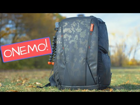 The Camera Backpack With No Limits: OneMo By PGYTech