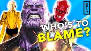 Avengers Endgame Theory: Who Is Really To Blame For The Snap
